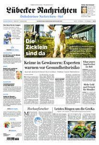 Lübecker Nachrichten Ostholstein Süd - 07. Februar 2018