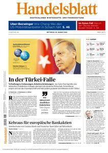 Handelsblatt - 03. August 2016