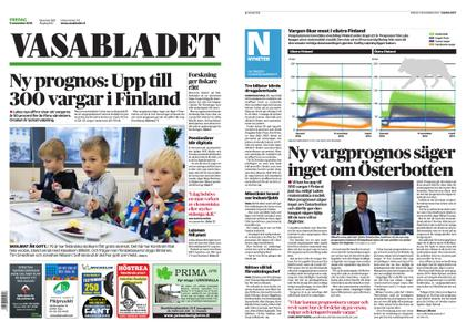 Vasabladet – 09.11.2018