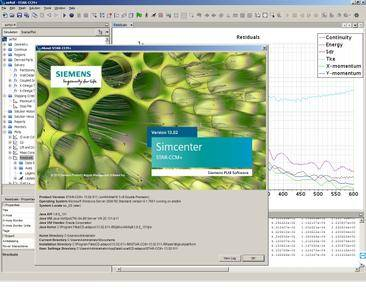 Siemens Simcenter Star CCM+ 13.02.011-R8 (double precision)