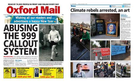 Oxford Mail – December 31, 2019