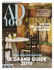AD Architectural Digest France - avril/mai 2019