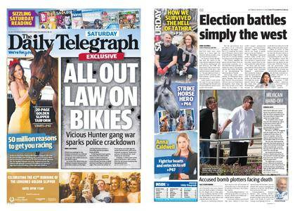 The Daily Telegraph (Sydney) – March 24, 2018
