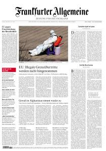 Frankfurter Allgemeine Zeitung - 7 März 2020