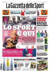 La Gazzetta dello Sport Sicilia – 11 ottobre 2019