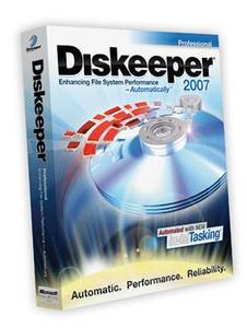 Diskeeper 2007 11.0 Build 703.0 for Windows 2000/XP
