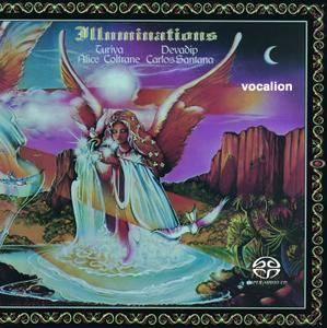Alice Coltrane and Carlos Santana - Illuminations (1974) [Reissue 2017] PS3 ISO + Hi-Res FLAC