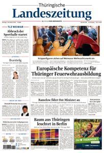 Thüringische Landeszeitung – 03. Dezember 2018