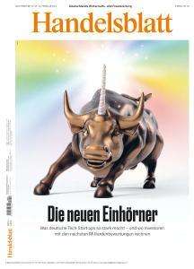 Handelsblatt - 12-14 Februar 2021