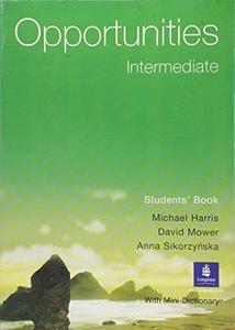 Opportunities: Intermediate Students' Book
