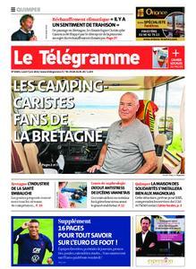 Le Télégramme Quimper – 07 juin 2021