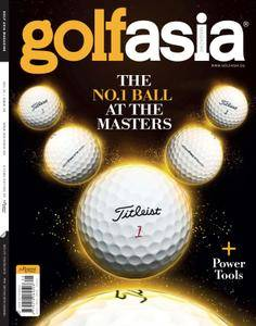 Golf Asia - May 2016