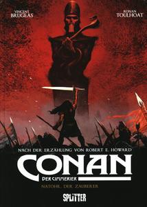 GER Conan der Cimmerier 002-Natohk, der Zauberer Splitter 2018 GCA