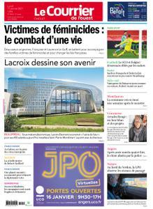 Le Courrier de l'Ouest Cholet – 11 janvier 2021