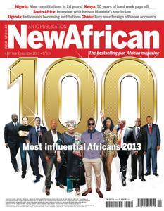 New African - December 2013
