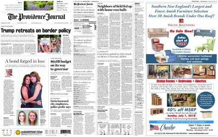The Providence Journal – June 21, 2018