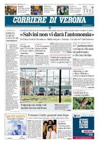 Corriere di Verona – 11 agosto 2019