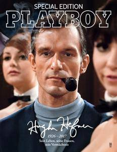 Playboy Germany Special Edition - Hugh Hefner 2017