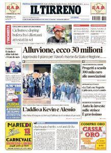 Il Tirreno Livorno - 9 Febbraio 2018
