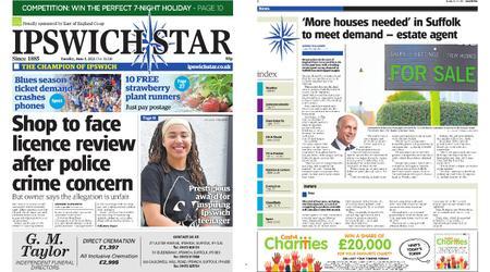 Ipswich Star – June 08, 2021