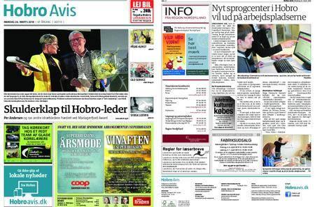 Hobro Avis – 26. marts 2018