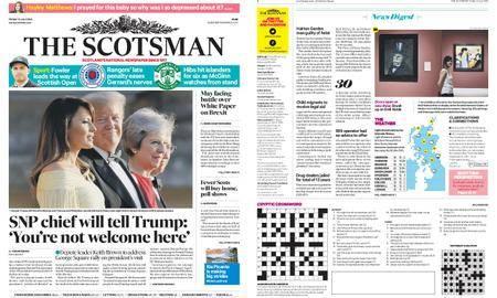 The Scotsman – July 13, 2018