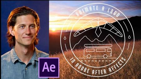 Animate a Logo in Adobe After Effects CC with Motion Graphics