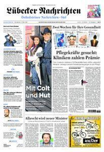 Lübecker Nachrichten Ostholstein Süd - 03. März 2018