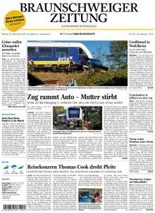 Braunschweiger Zeitung - Gifhorner Rundschau - 23. September 2019