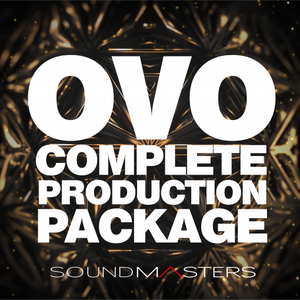 Sound Masters OVO Complete Production Package WAV ABLETON LiVE PROJECT Ni MASSiVE XFER RECORDS SERUM PRESETS
