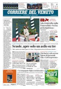 Corriere del Veneto Venezia e Mestre – 02 settembre 2020