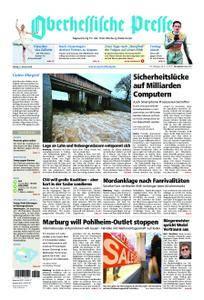 Oberhessische Presse Marburg/Ostkreis - 05. Januar 2018