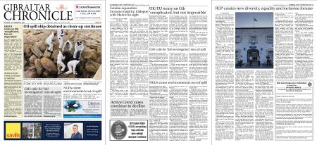 Gibraltar Chronicle – 16 February 2021