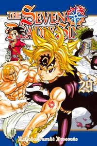 The Seven Deadly Sins v29 2018 Digital Shadowcat
