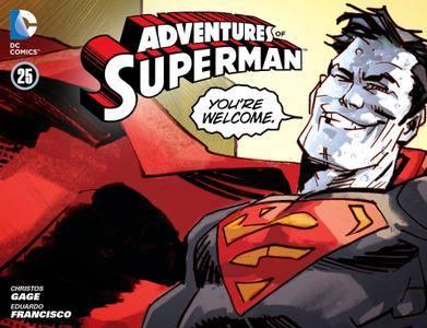 Adventures of Superman 025 2013 Digital