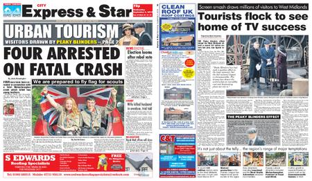 Express and Star City Edition – September 04, 2019