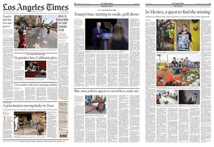 Los Angeles Times – August 04, 2020