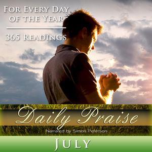 «Daily Praise: July» by Simon Peterson