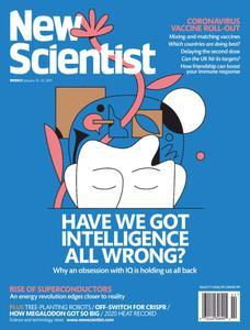 New Scientist - January 16, 2021