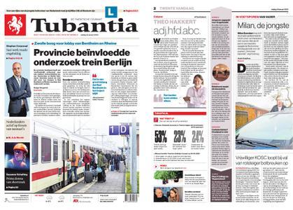 Tubantia - Tubbergen – 24 januari 2020