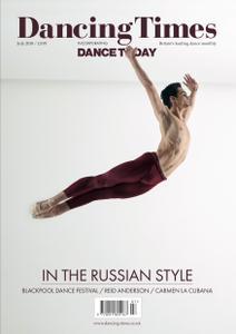 Dancing Times - July 2018