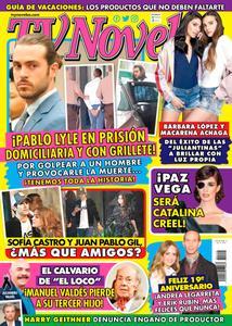 TVyNovelas México - 11 abril 2019