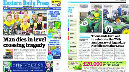 Eastern Daily Press – October 01, 2018