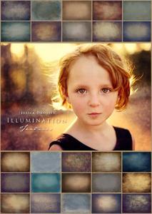 Jessica Drossin Overlay Illumination & Grunge Textures