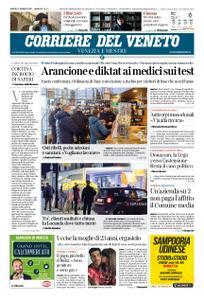 Corriere del Veneto Venezia e Mestre – 16 gennaio 2021