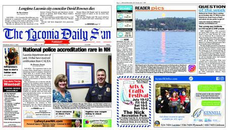The Laconia Daily Sun – July 07, 2020