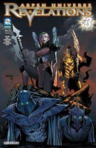 Aspen Universe - Revelations 003 2016 Digital Thornn-Empire