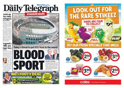 The Daily Telegraph (Sydney) – March 06, 2019