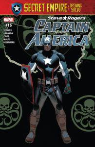 Captain America - Steve Rogers 016 2017 Digital Zone-Empire