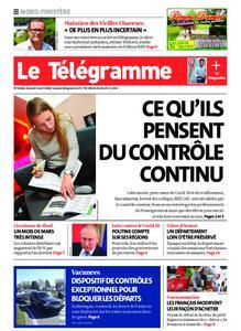 Le Télégramme Landerneau - Lesneven – 04 avril 2020